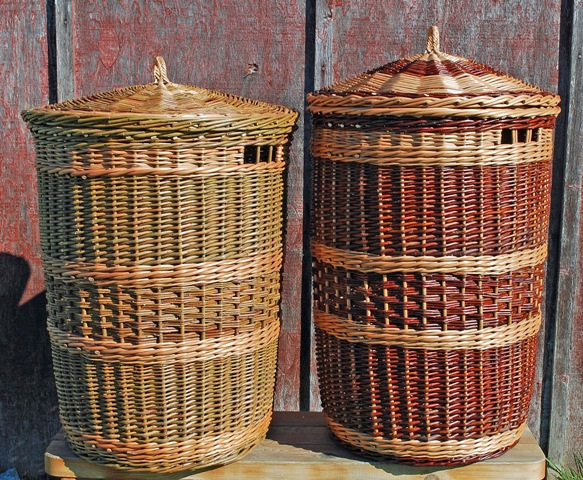 willow clothes hampers