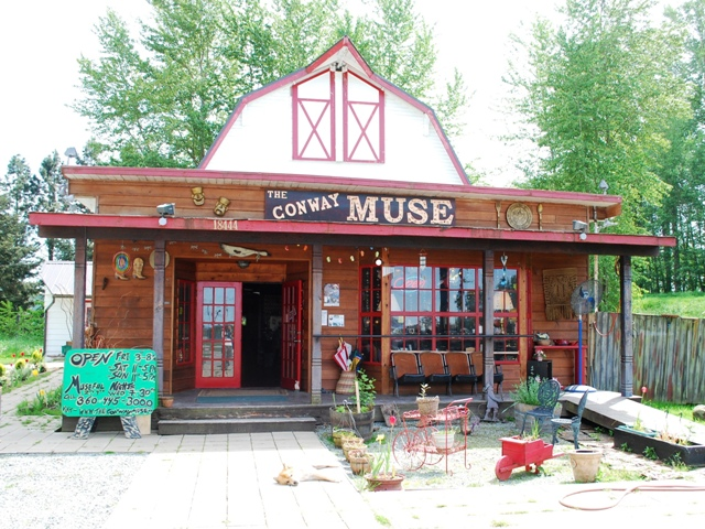 The Conway Muse