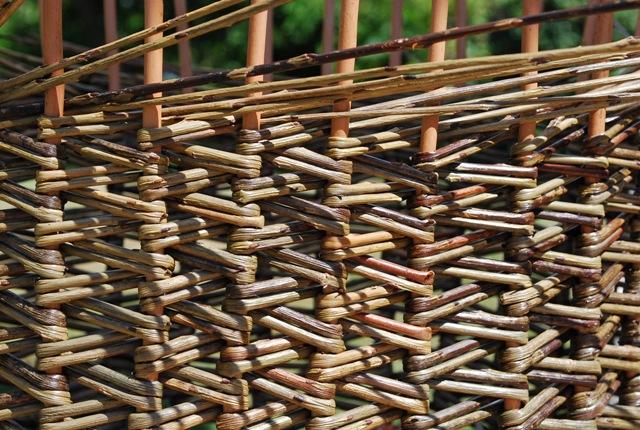 weaving zig zag