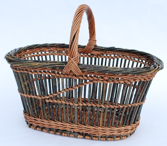 fitched willow shopper