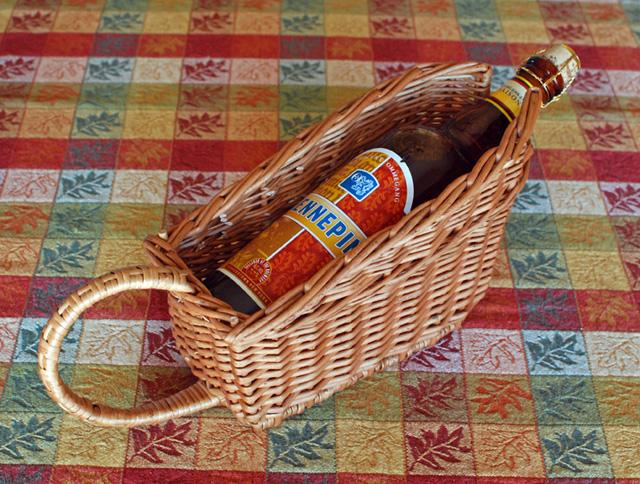 Belgian ale basket