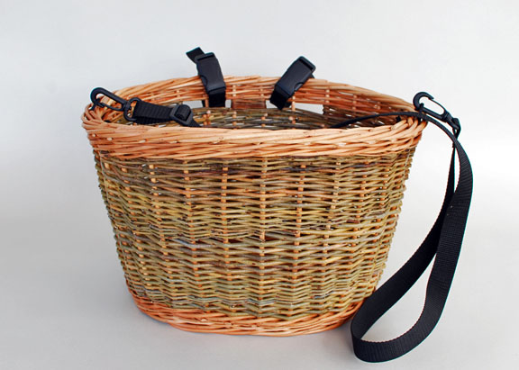 willow bicycle basket