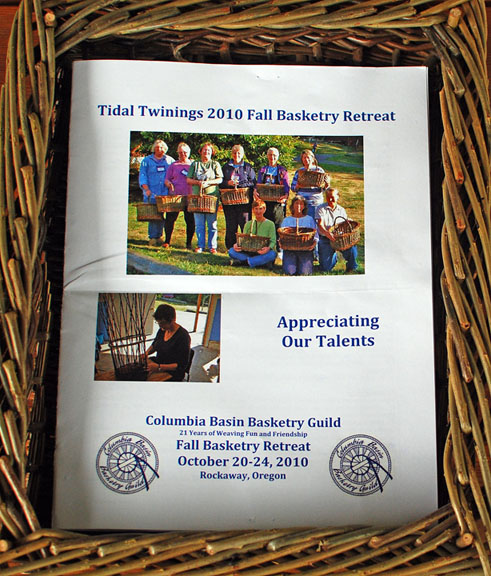 Tidal Twinings 2010 brochure