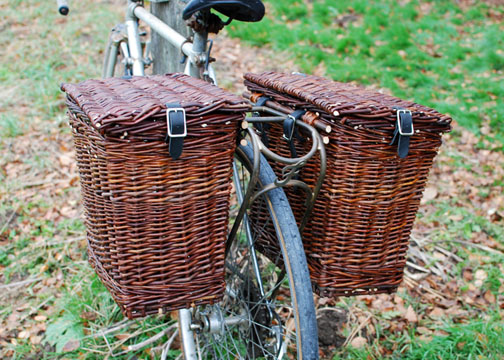bikebaskets willow basketmakerwillow basketmaker. Black Bedroom Furniture Sets. Home Design Ideas