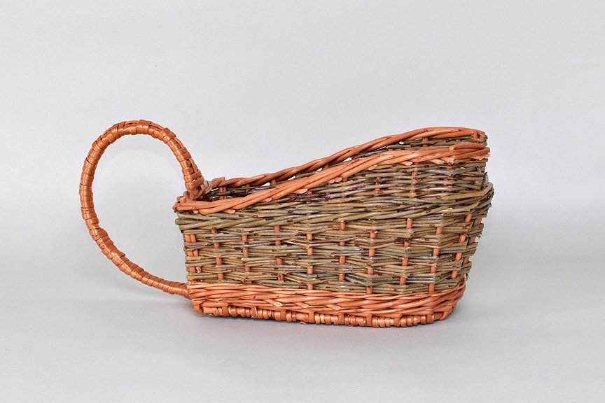 lambic beer pouring basket