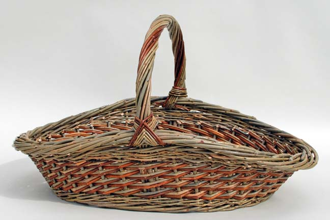 willow garden basket by Katherine Lewis