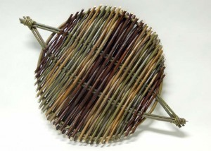 willow tension tray by Katherine Lewis