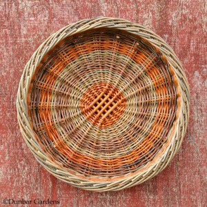 Irish potato basket by Katherine Lewis