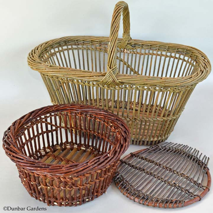 Katherine Lewis class willow baskets