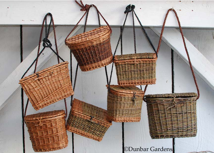 willow basket purses by Katherine Lewis