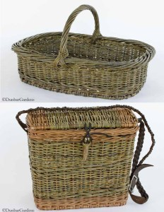 Katherine Lewis willow class baskets