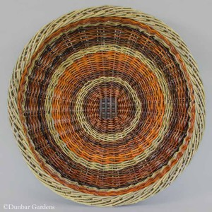 Katherine Lewis large willow Irish potato basket
