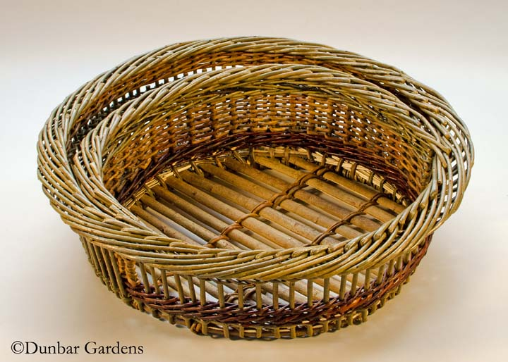 Katherine Lewis willow basket Moon 2