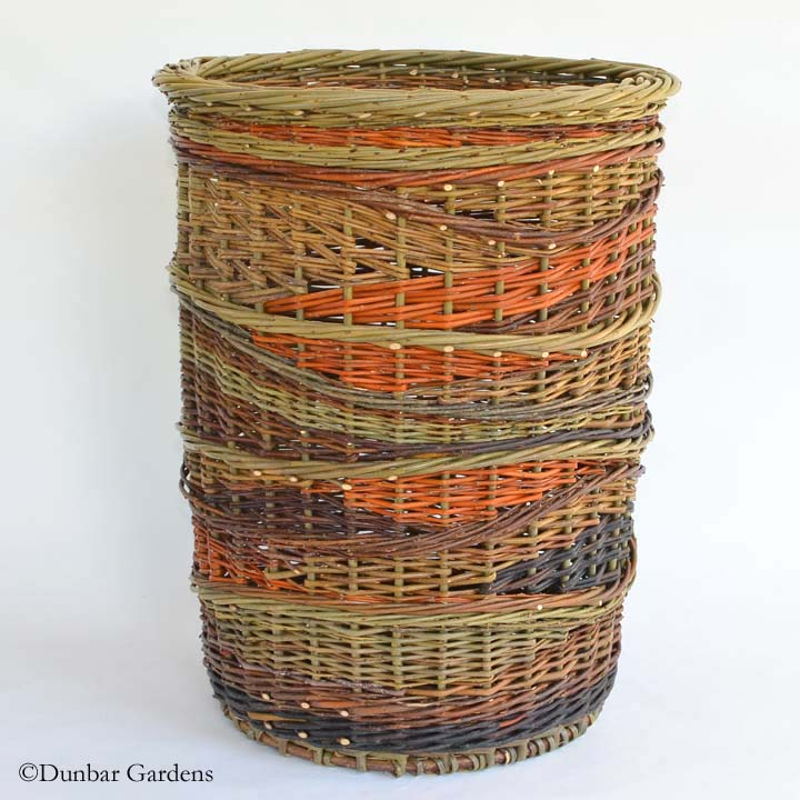 Katherine Lewis willow basket
