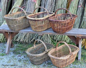 Katherine Lewis willow market baskets